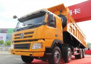 大運 N8E重卡 290馬力 8X4 自卸車(3313WD3RD)