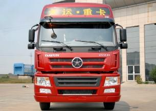 大運 N8E重卡 310馬力 6X4 牽引車(CGC4252WD32C)