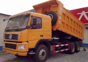 大運重卡 310馬力 6X4 自卸車(DYX3251PA41WPD3D)