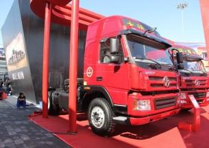大運 N8系列 290馬力 4X2 牽引車(輕量化)(4181WD32A-EB35A12A2EA1F)