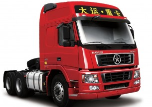 大運 N8H重卡 380馬力 6X4 牽引車(CGC4252WD33C)