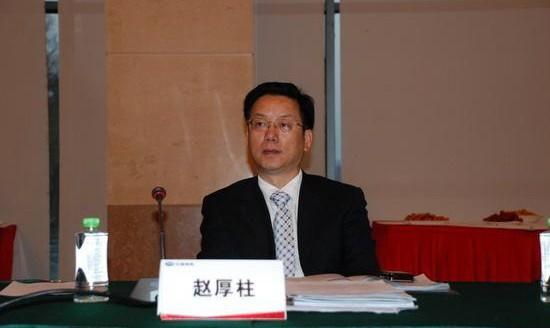 江淮商用车总经理赵厚柱升任集团副总裁