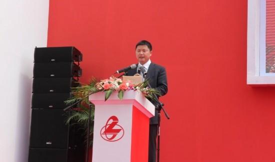 柳汽刘志刚:向市场提供优质产品和服务