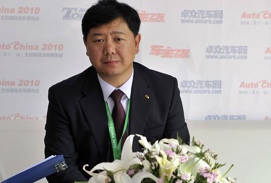 陈淼升任为广汽日野副总经理负责销售